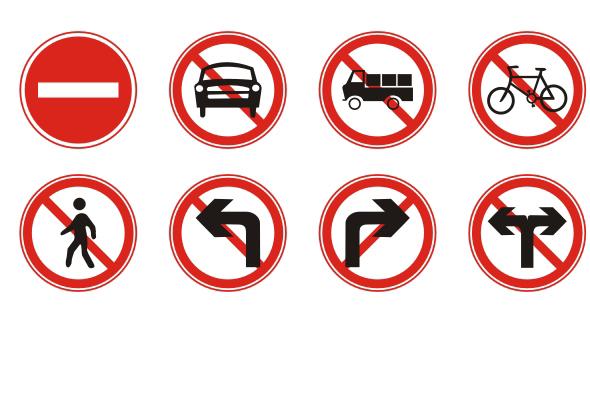 无锡道路标志牌交通标志牌制作的一些小常识
